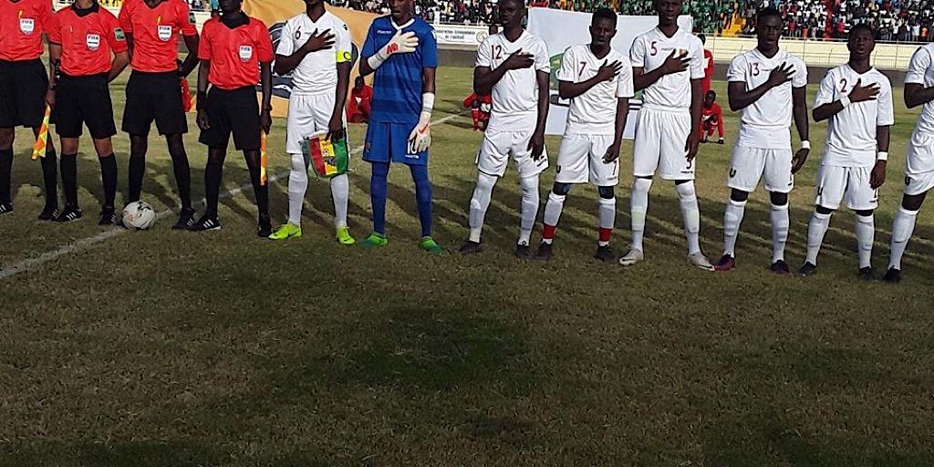 Elim U23 : le Sénégal éliminé par la Guinée.