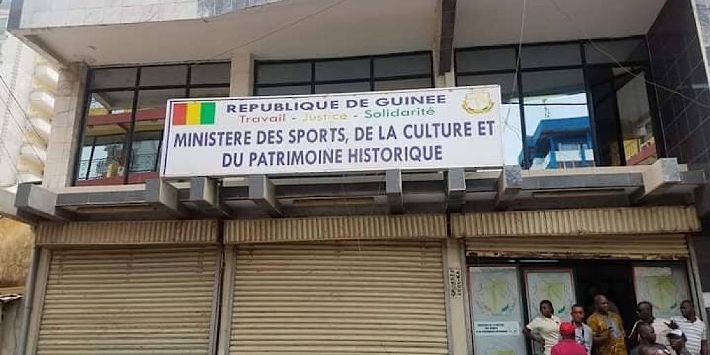 Bâtiment abritant le Ministère des Sports, de la Culture et du Patrimoine Historique : Un bail obscure