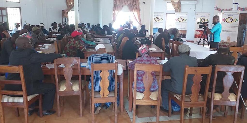 Vulgarisation du PNDES dans les régions: Etape de Boké