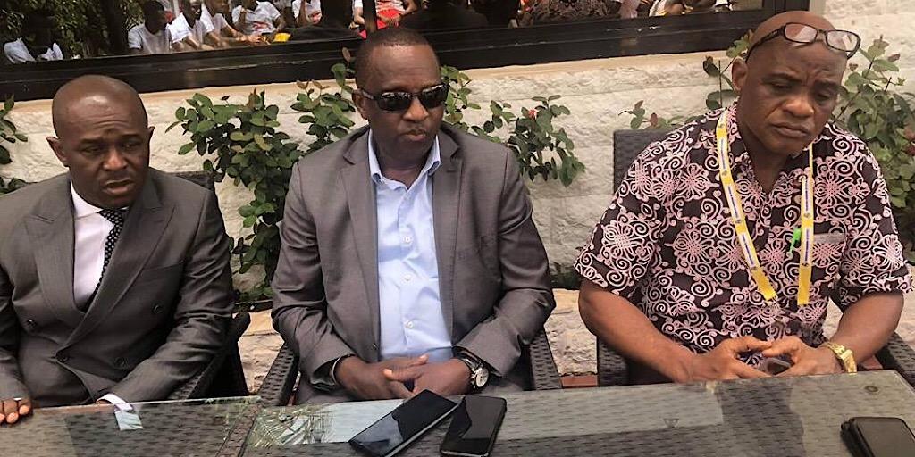 Guinée – Sénégal: Antonio Souaré exhorte le groupe à défendre les couleurs nationales avec patriotisme