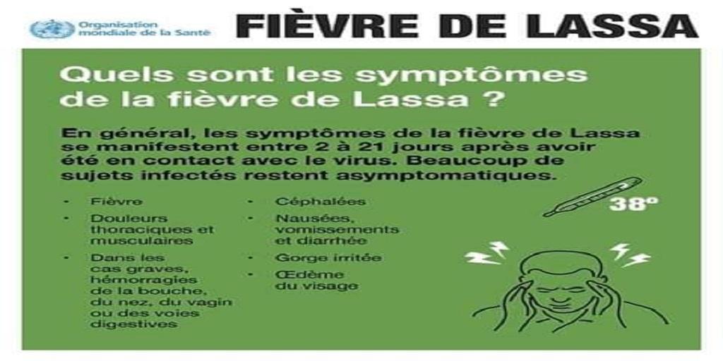 Les dernières informations sur le virus lassa en Guinée