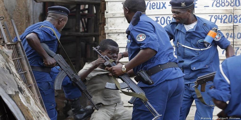 AFRIQUE : Respect des droits de l'Homme : le Burundi mauvais élève