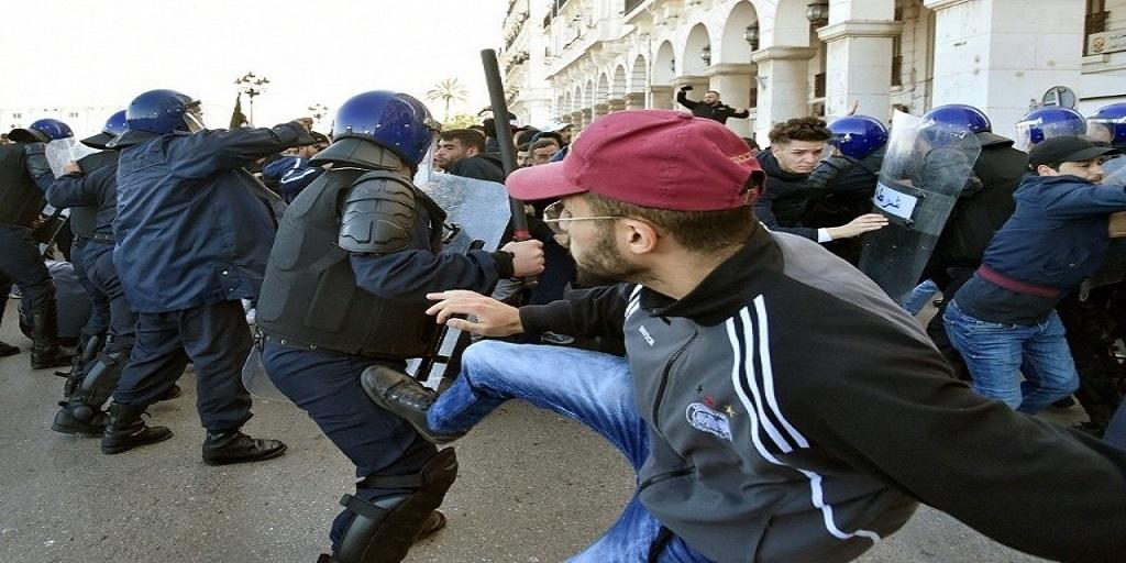 Le peuple algérien refuse ce régime datant de 1962