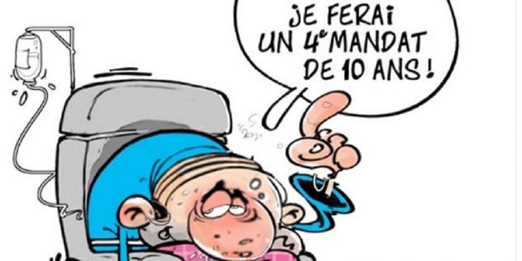 Rejet massif du plan Bouteflika
