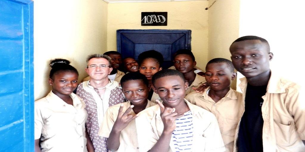 Migration clandestine: l'ONG Guinear mise dans la sensibilisation des élèves.
