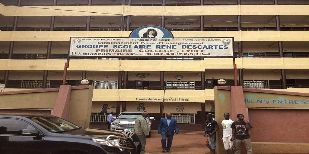 Projet d'achat de nouvelles écoles au profit des quartiers en manque à Conakry