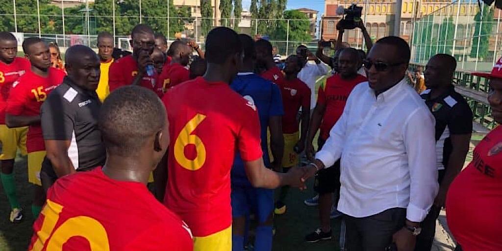 CAN U17 Tanzanie 2019 : La Guinée rate le trophée aux tirs au but face au Cameroun qui remporte la Coupe.