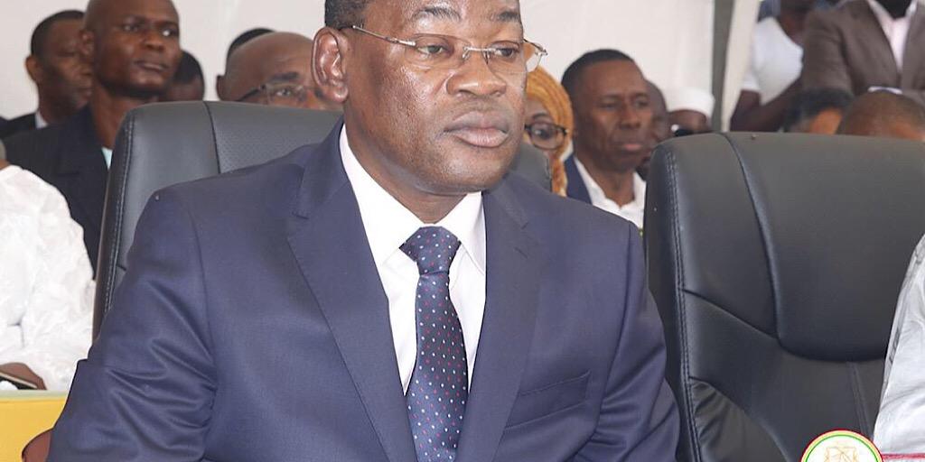 Papa Koly Kourouma installé dans ses fonctions de ministre d'Etat