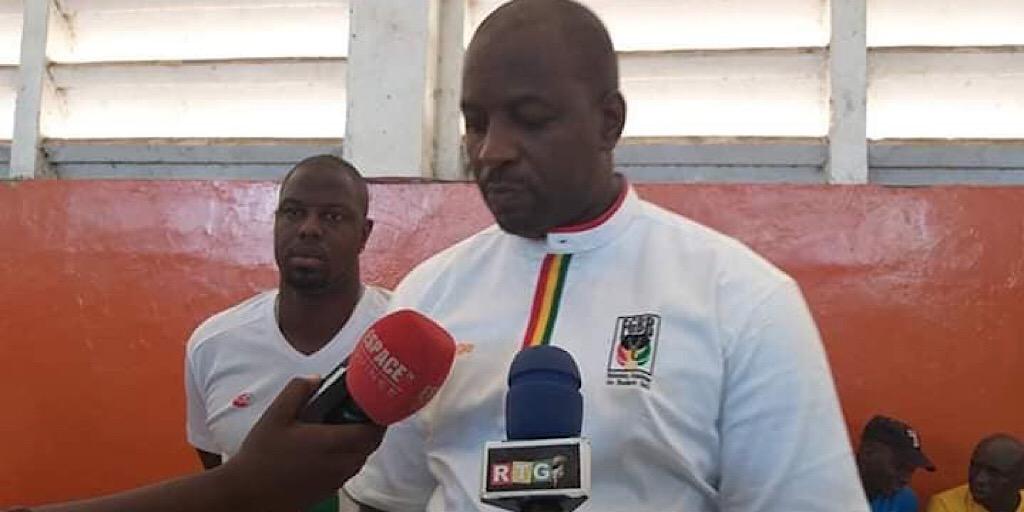 Basket-Ball: Tidiane Dramé vole au secours des basketteurs guinéens