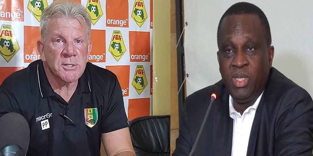CAN 2019 : ce que pensent Antonio et Paul Put du groupe de la Guinée
