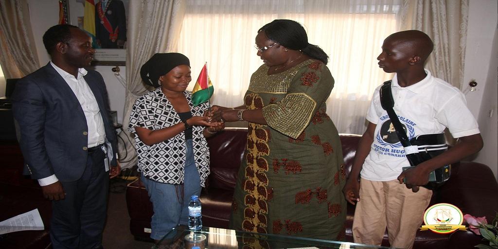 La Guinée seule pays africain invité à Madrid pour le sommet villes et communes amies des enfants du monde
