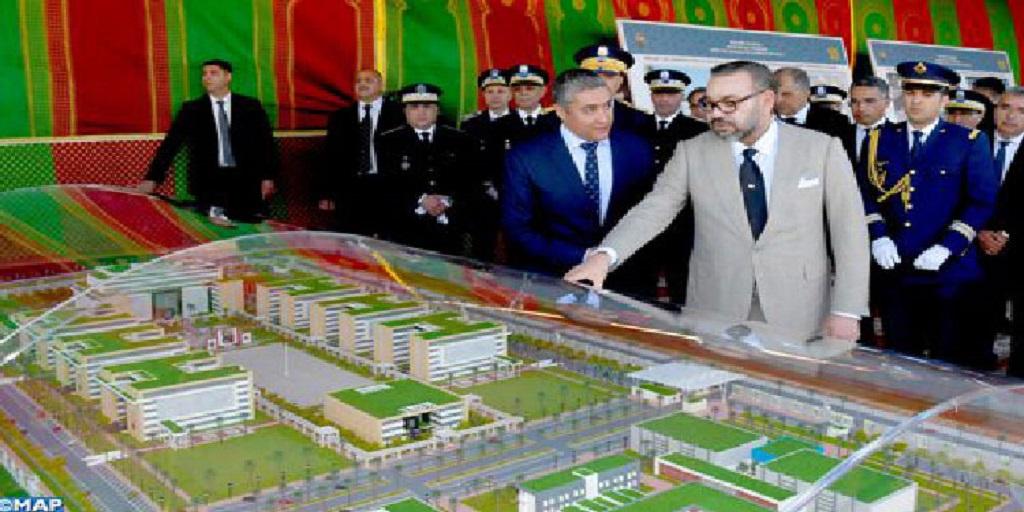 Reconnaissance du Roi du Maroc aux efforts constants et aux sacrifices élevés des éléments de la Direction Générale de la Sûreté Nationale marocaine