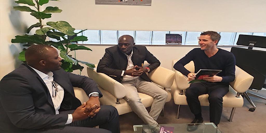 Soufiane SOUARE a séjourné au Toulouse FC