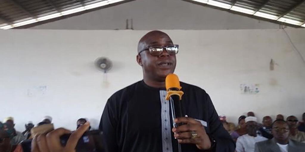 AG de l'UFDG / Dr Fodé Oussou Fofana : ''le problème actuel c'est que M. Alpha Condé veut un troisième mandat, il faut l'empêcher''