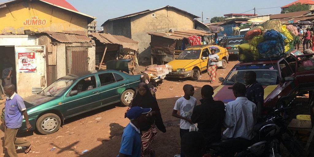 Guinée : À Mamou, la jeunesse guinéenne a été prise d'une «fièvre» de la migration