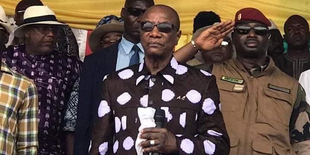Opinion / 3e mandat en Guinée : Ça ne peut pas prospérer monsieur le Président !