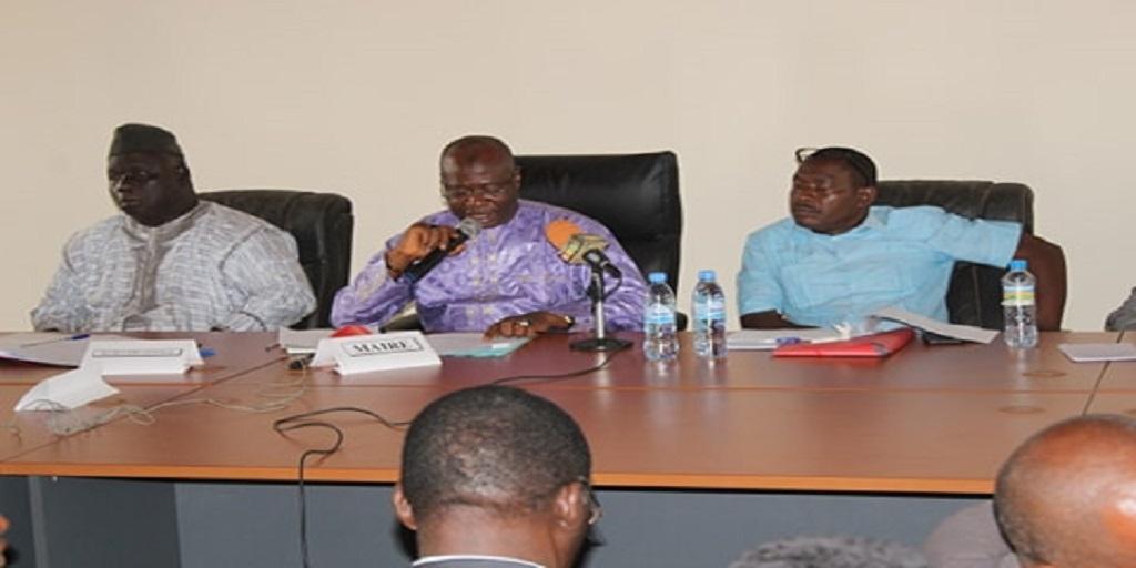 Matoto : le budget de 39 milliards 569 millions 455 milles GNF est adopté à l'unanimité