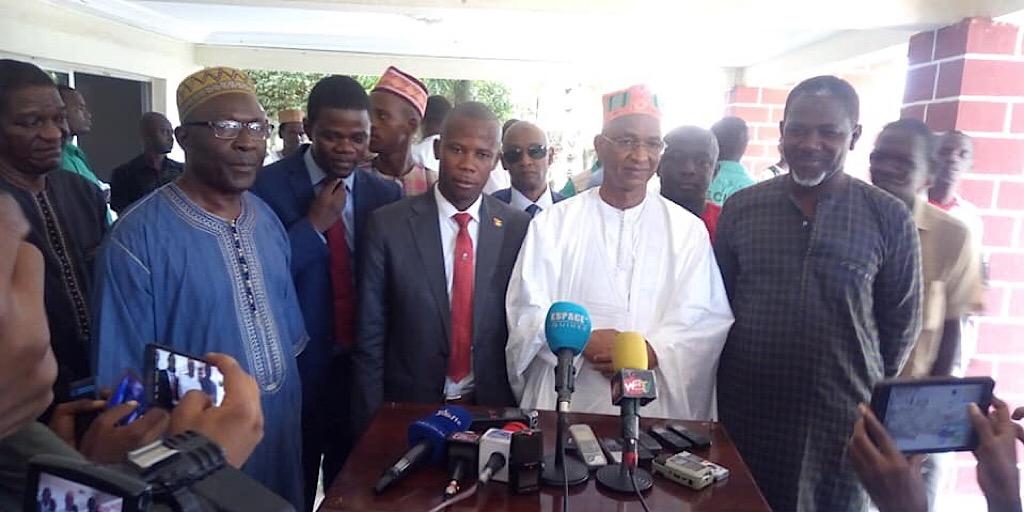 Guinée :L'Opposition républicaine trouve injuste qu'on harcèle les anti troisième mandat alors qu'on laisse les militants du troisième mandat s'exprimer