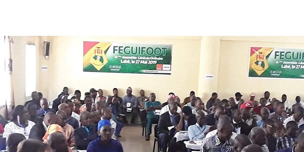 16è Assemblée Générale Ordinaire de la Féguifoot à Labé: Une rencontre d'échanges et riche en enseignements !