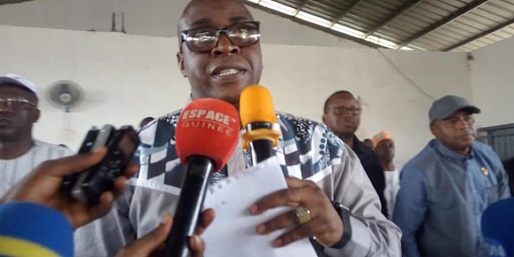 AG de l'UFDG / Dr Fodé Oussou Fofana : «Cellou Dalein fait peur…»