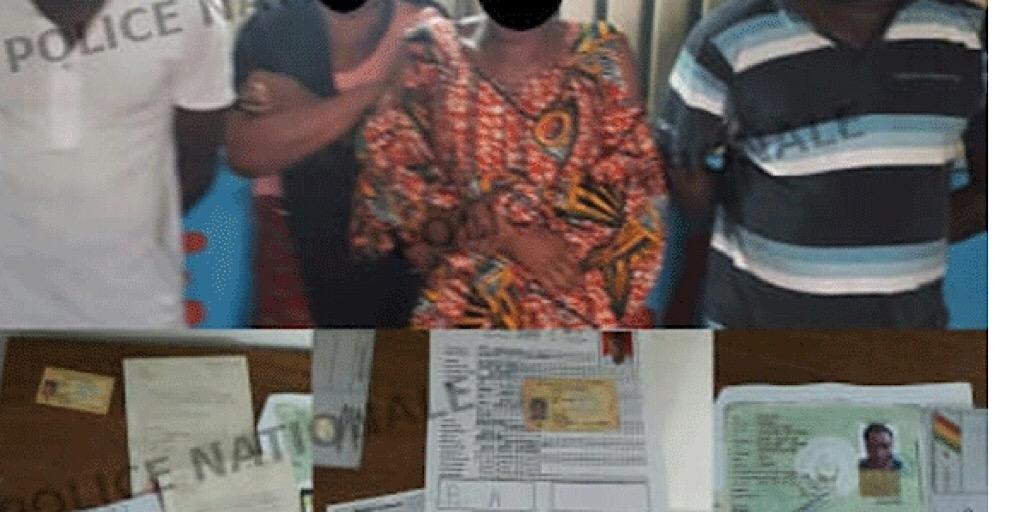 Faux et usage de faux: Des Guinéennes se font établir attestation d'identité et passeport ivoiriens