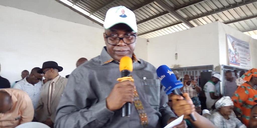 AG UFDG / Dr Fodé Oussou Fofana : « il n'y aura pas d'élection dans ce pays si le fichier n'est pas nettoyé»
