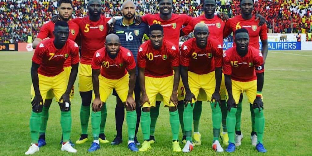 Opinion : Voici  l'humiliation du siècle que ces gens ont causé à la Guinée. La honte!!!