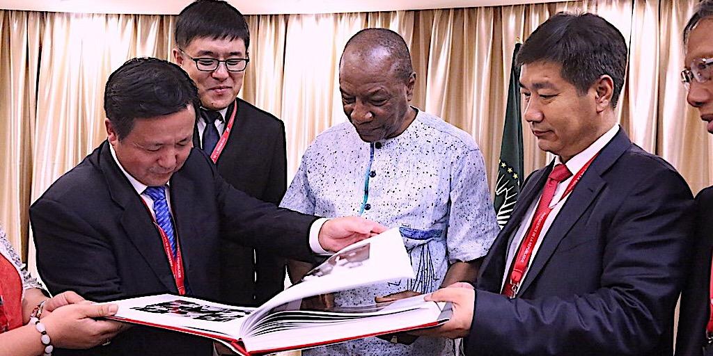 Sékhoutouréya : La convention de concession du barrage Amaria signée