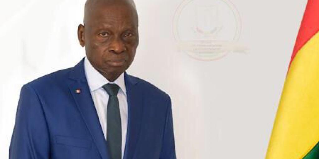 Guinée : DÉCLARATION DU MINISTRE DES FINANCES