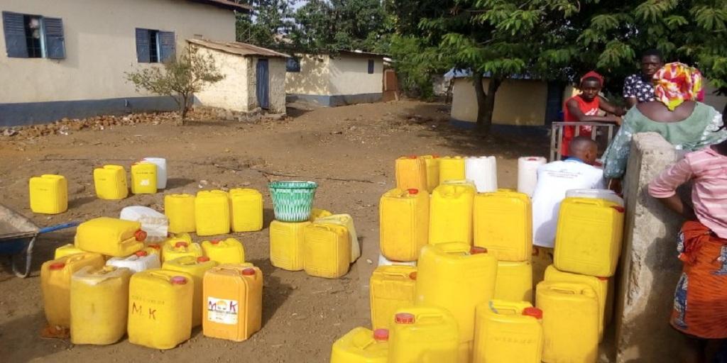 Guinée : A quand la fin du calvaire de l'eau?