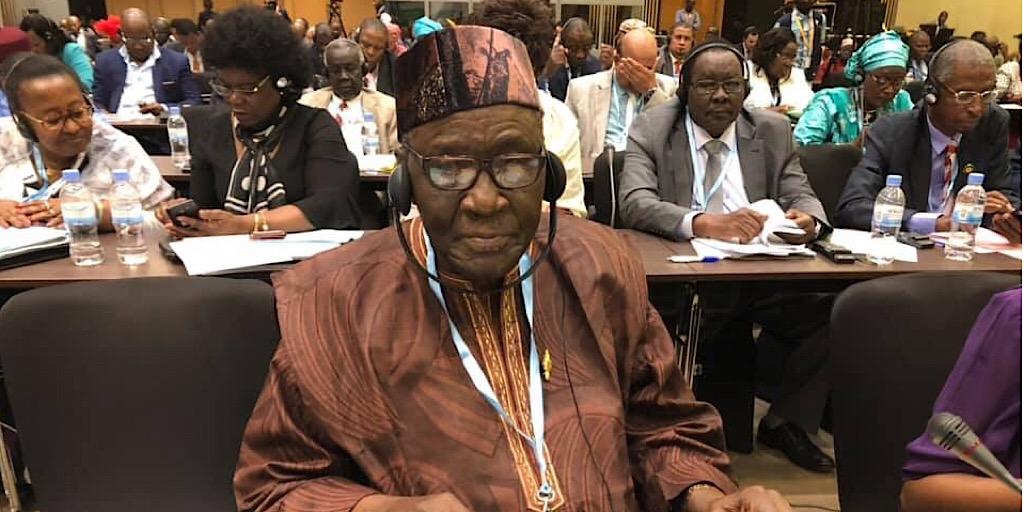 Guinée/Décès du député Elhadj Diao Kanté