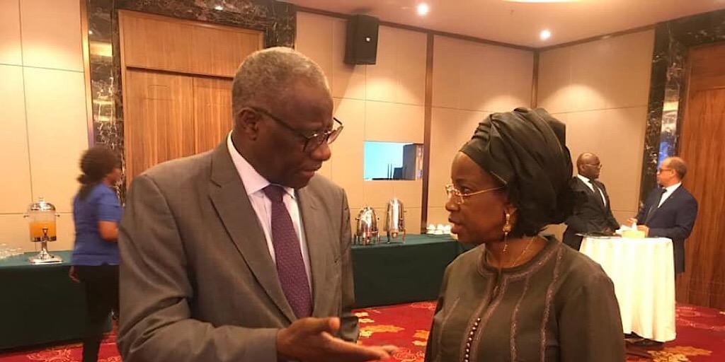 Affaire référendum en Guinée : Le patron de la diplomatie confie une mission aux ambassadeurs…(lettre)