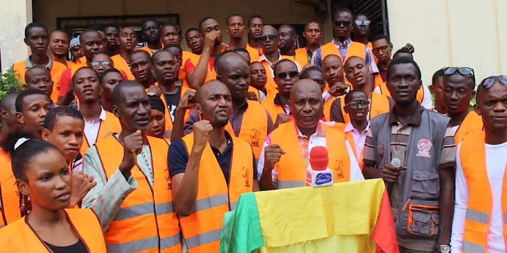 Guinée / La plateforme « Esprit Citoyen » adhère officiellement au FNDC.