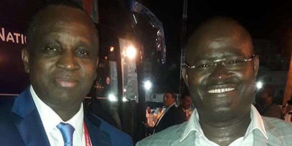 ALEXANDRIE EN ÉGYPTE:  Communion sacré au tour du SYLI NATIONAL à la 32 ème édition de la Coupe d'Afrique des Nations après le match contre ke MADAGASCAR, (2-2).