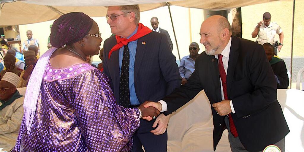 GUINÉE : MINISTÈRE DE LA JUSTICE – CÉLÉBRATION DU MOIS DE L'ENFANT GUINÉEN À LA MAISON CENTRALE DE KALOUM