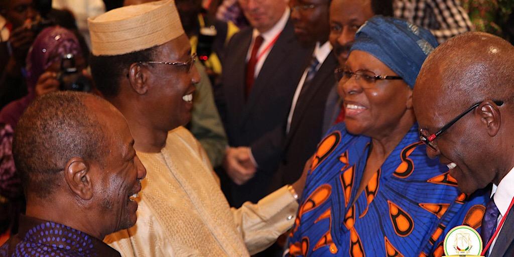 Guinée/Conakry : Semaine du numérique en Guinée: quand Alpha Condé ridiculise son ministre Mamy Diaby