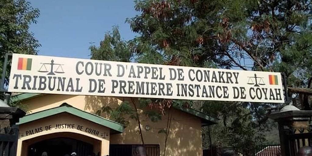 Guinée/Incendie volontaire et menace de mort à wonkifong-Coyah : le Parquet d'Instance communique