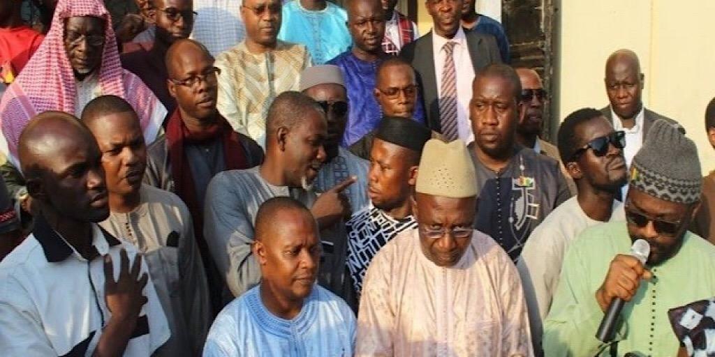 Guinée: le FNDC lance un appel…(déclaration)