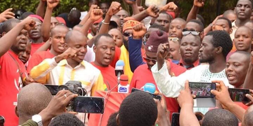 Guinée/Le FNDC invite les citoyens à se mobiliser d'avantage pour faire face à cette dictature d'une autre époque (communiqué)