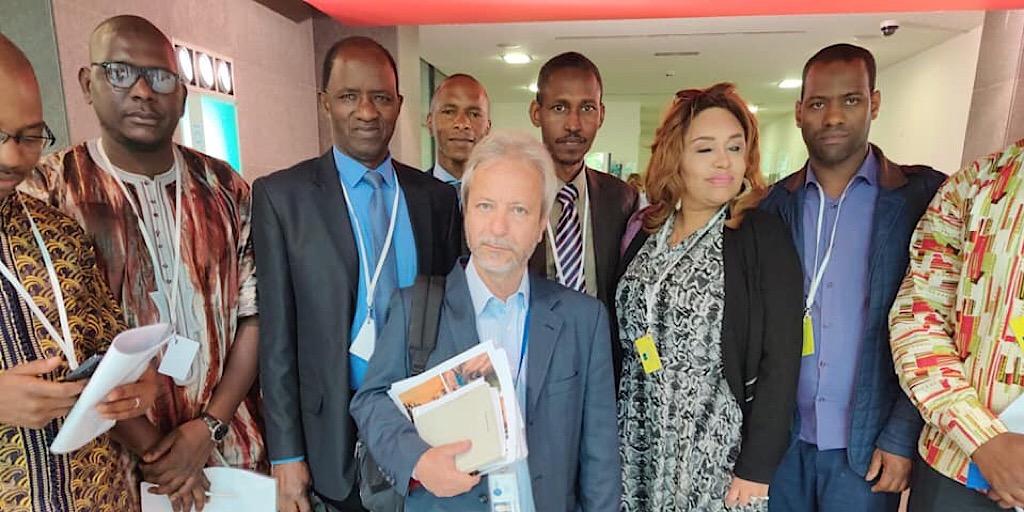 Affaire 3e mandat en Guinée : Une délégation du FNDC reçue à l'Union européenne.