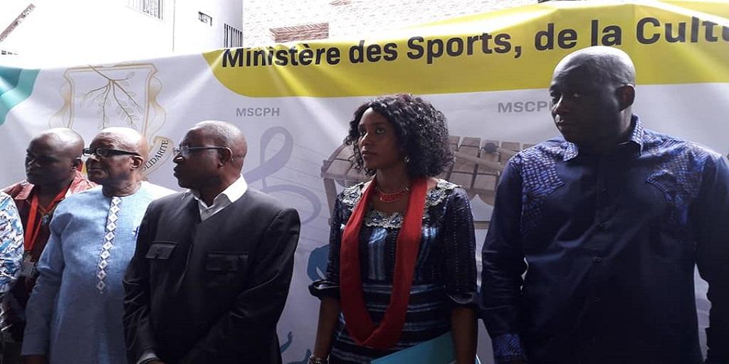 Guinée/Santé: La pharmacie centrale de Guinée offre des médicaments au ministère en charge des Sports !