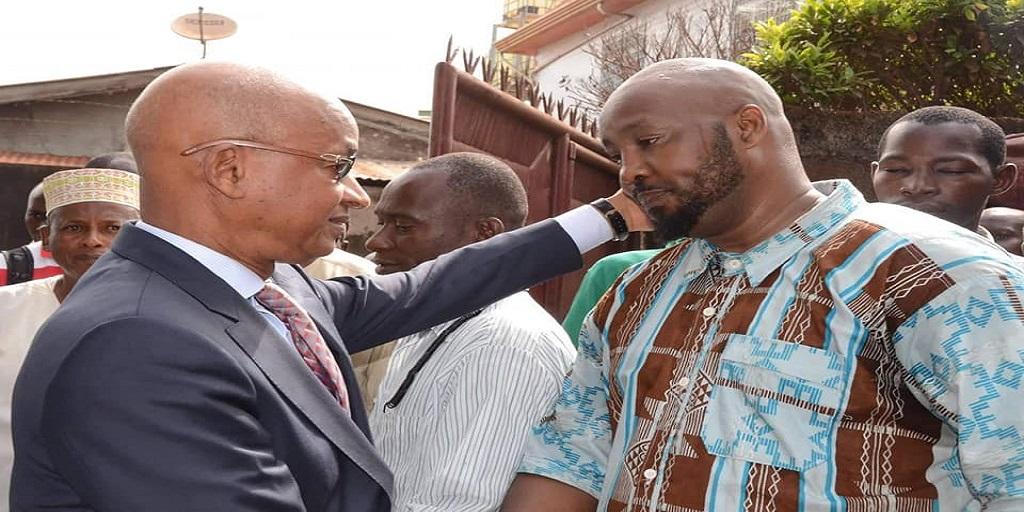 Guinée/Ayant appris la mort de M. Souleymane Taran Diallo (maire de Ratoma), le président Cellou Dalein Diallo a écourté son séjour.