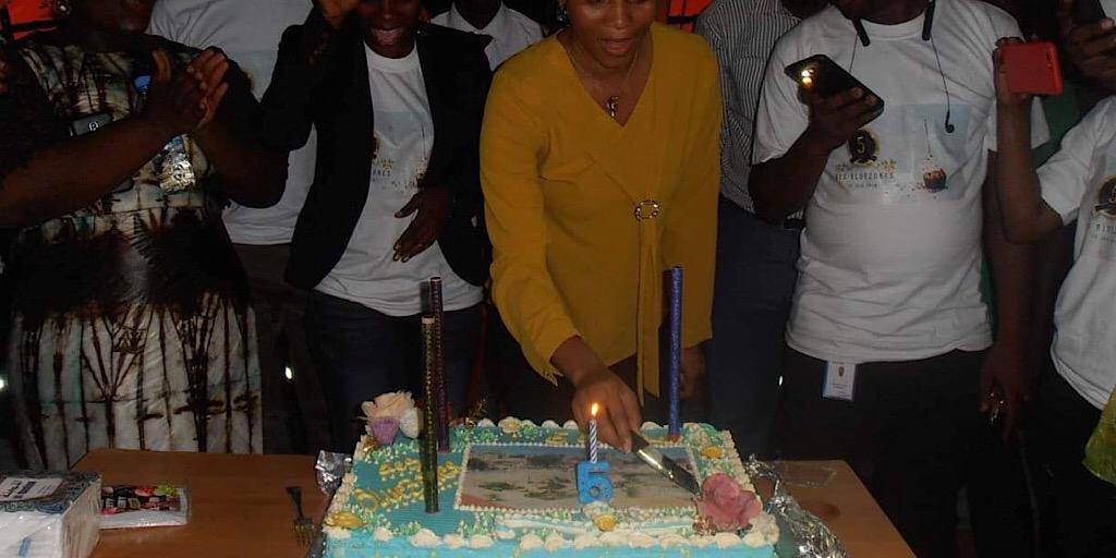 Conakry: Les Bleuzones de Guinée ont 5 ans déjà.