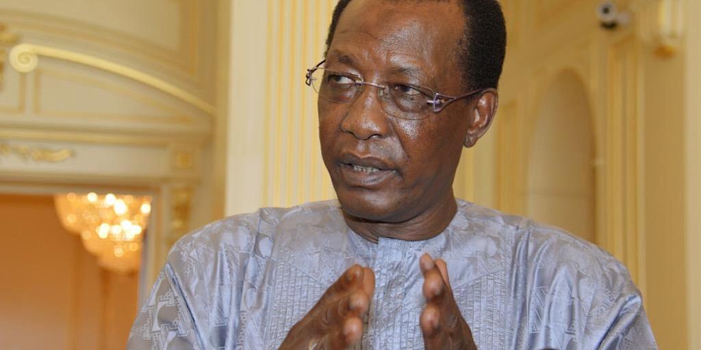 Guinée: Idriss Deby Itno attendu à Conakry ce mardi…