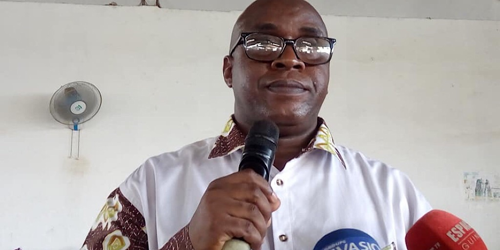 Guinée/AG de l' UFDG: Dr Fodé Oussou, «il a fait 2 mandats, il faut qu'il accepte pour le bien du pays, pour ne pas que le sang coule dans ce pays''