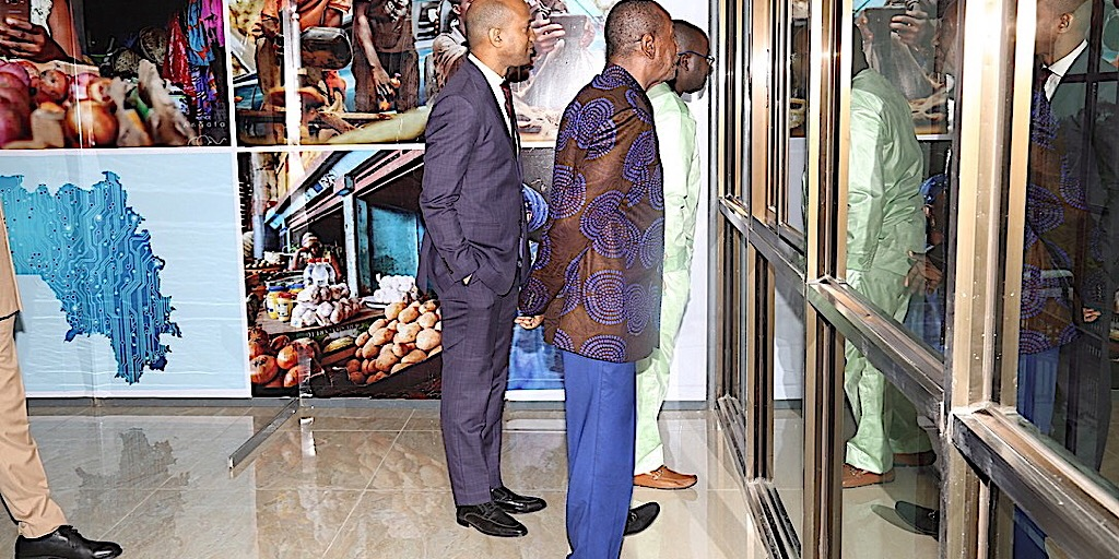 Guinée/Semaine du numérique : Le Chef de l'Etat préside la 4ème édition