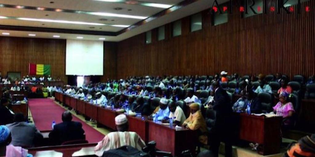 Guinée /Parlement : Les Députés Demandent Le Départ Immédiat Du DG De La SOGEAC