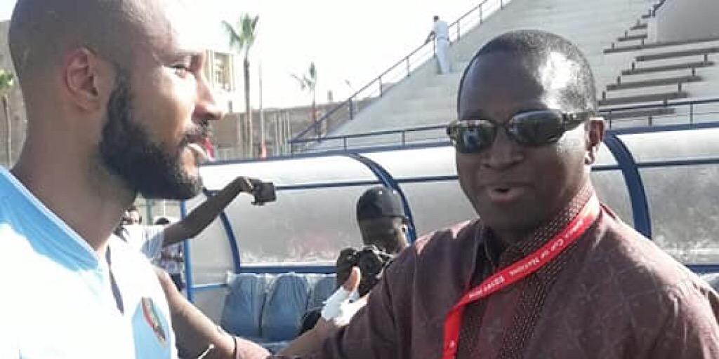 CAN 2019/NIGÉRIA – GUINÉE : Antonio Souaré motive la troupe…(images)