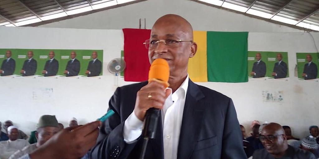 Guinée /AG de l'UFDG : «Alpha Condé est abandonné…la jeunesse n'est pas avec lui et même les sages… », Cellou face aux militants