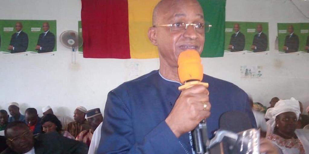 AG de l'UFDG de ce samedi 27 juillet 2019 : Cellou Dalein Diallo, «vous connaissez Alpha Condé, il s'en fou de la loi,…»